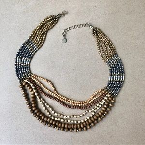 NWOT Anthro Necklace